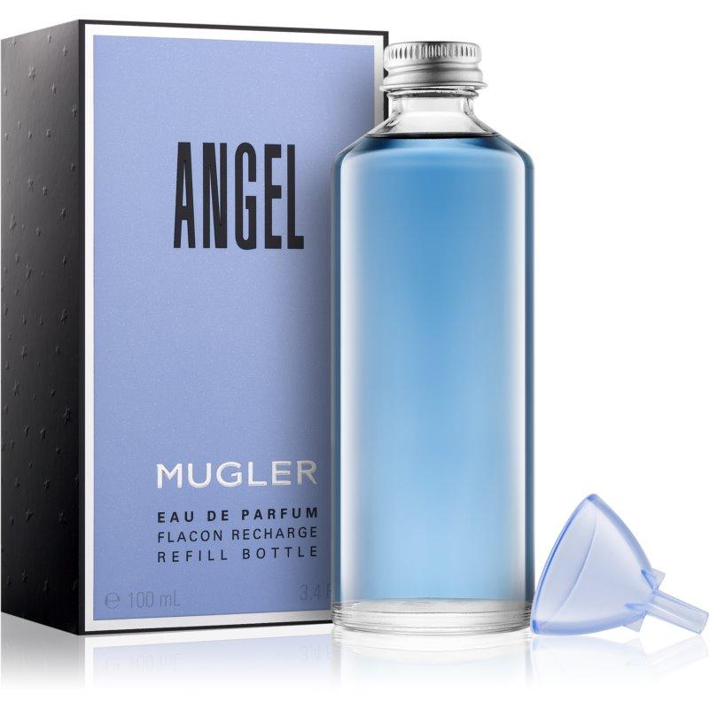 Mugler Angel eau de parfum para mujer 100 ml recarga