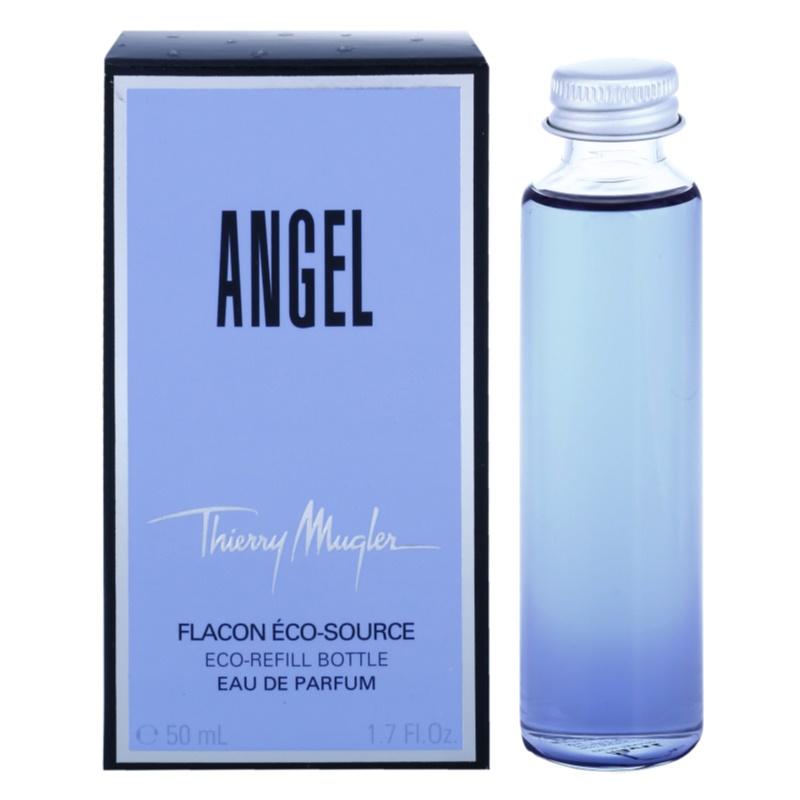 Mugler Angel eau de parfum para mujer 50 ml recarga