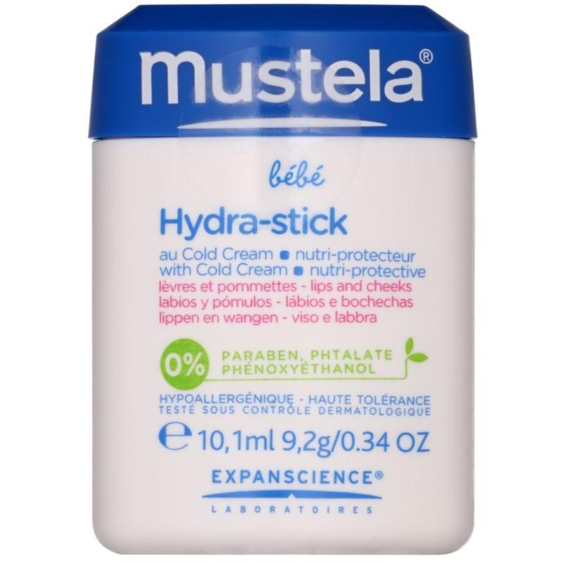 Mustela Bébé Hydra Stick védő hidratáló stick gyermekeknek