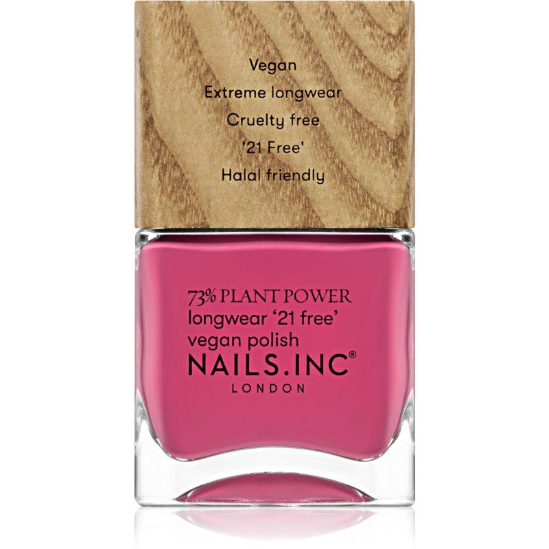 Nails Inc. Vegan Nail Polish dlouhotrvající lak na nehty odstín U OK HUN? 14 ml