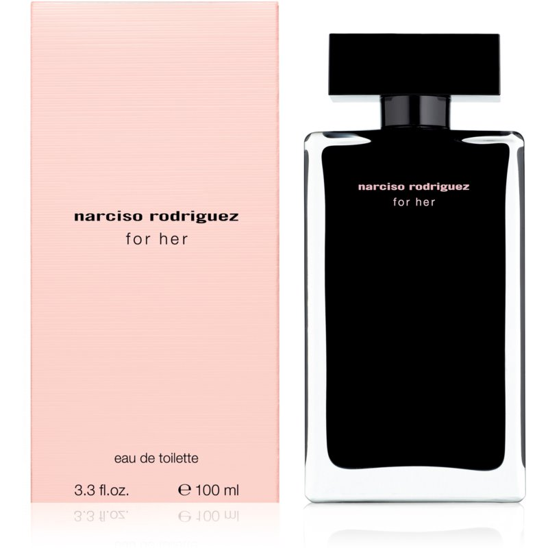 Narciso Rodriguez For Her eau de toilette para mujer 100 ml