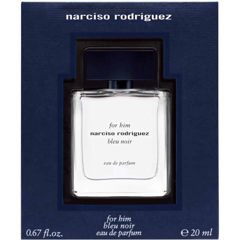 Narciso Rodriguez For Him Bleu Noir eau de parfum pentru bărbați 20 ml thumbnail