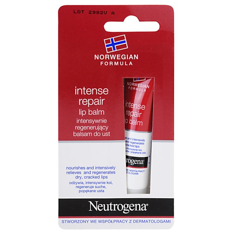 Neutrogena Norwegian Formula® Intense Repair regeneráló szájbalzsam