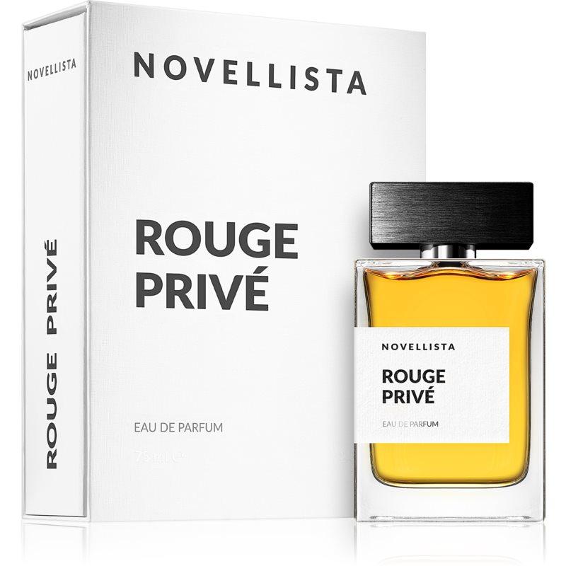 Novellista Rouge Privé Eau de Parfum hölgyeknek 75 ml