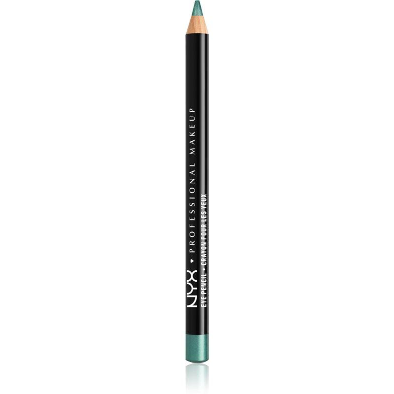 NYX Professional Makeup Eye and Eyebrow Pencil szemceruza árnyalat 908 Seafoam Green 1,2 g