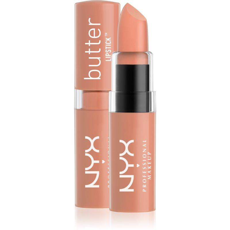 NYX Professional Makeup Butter Lipstick ruj crema culoare 03 Boardwalk 4,5 g thumbnail
