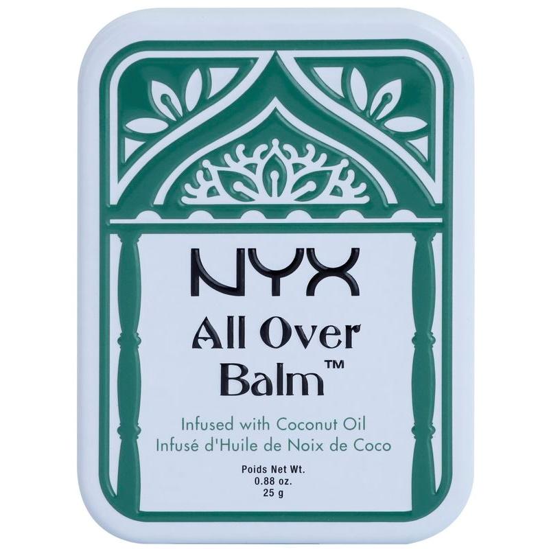NYX Professional Makeup All Over balsam pentru corp Coconut Oil 25 g thumbnail