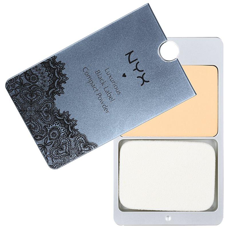 NYX Professional Makeup Black Label pudra compacta culoare 12 Perfect Beige 13 g thumbnail