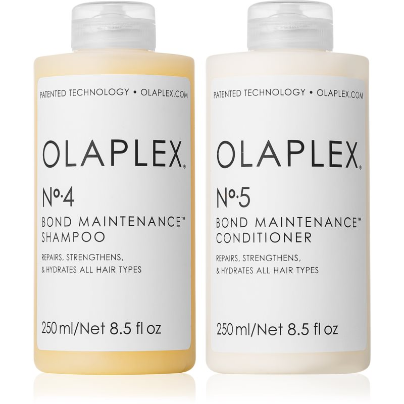 Olaplex Bond Maintenance козметичен комплект I. (за всички видове коса ) за жени