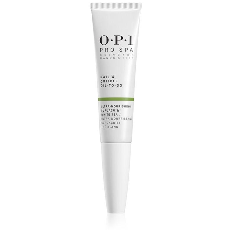 OPI Pro Spa vyživující olej na nehty 7,5 ml