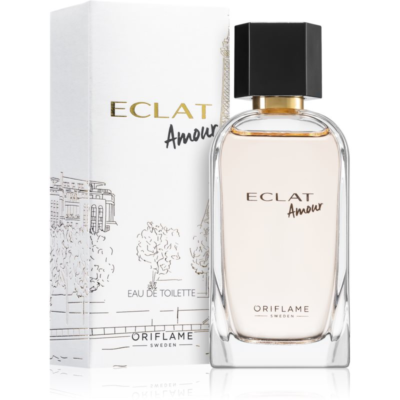 Oriflame Eclat Amour toaletná voda pre ženy 50 ml
