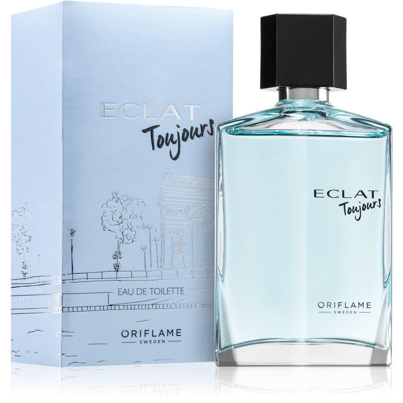 Oriflame Eclat Toujours toaletná voda pre mužov 75 ml