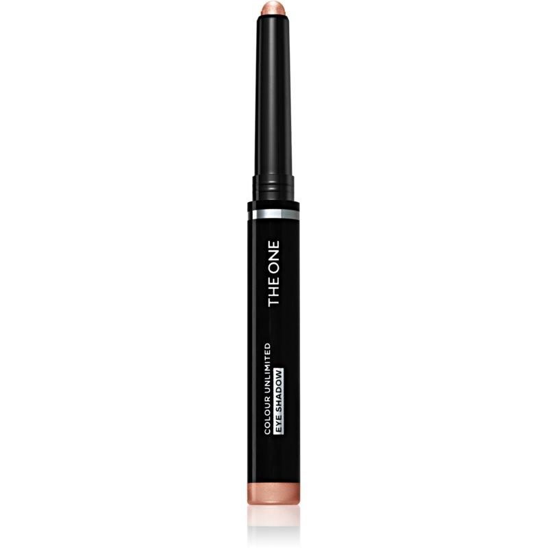 Oriflame The One Colour Unlimited oční stíny v tyčince odstín Flash Rose 1,2 g