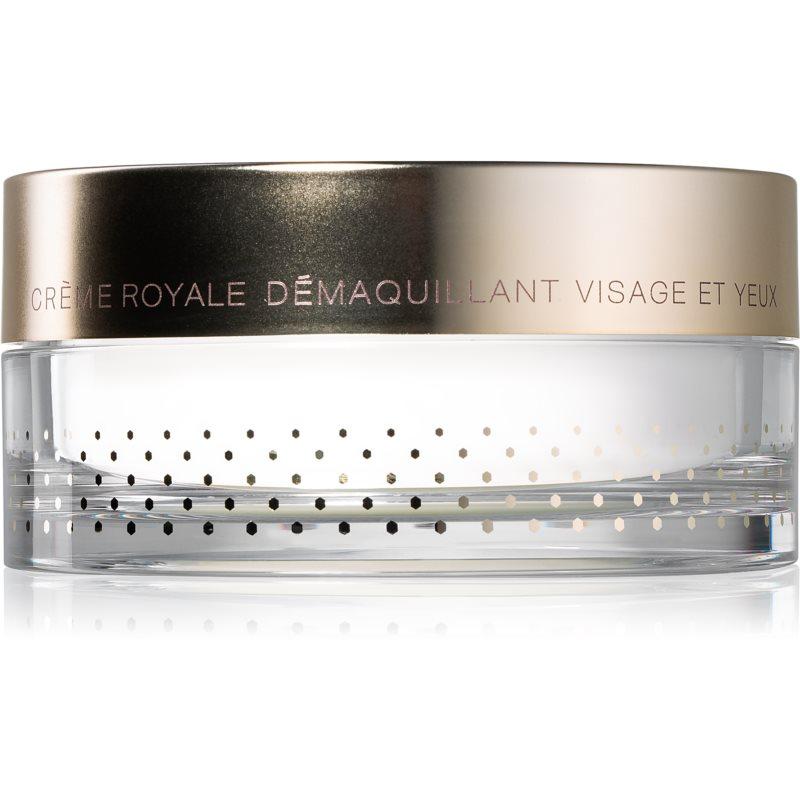 Orlane Royale Program creme de limpeza para rosto e olhos 130 ml