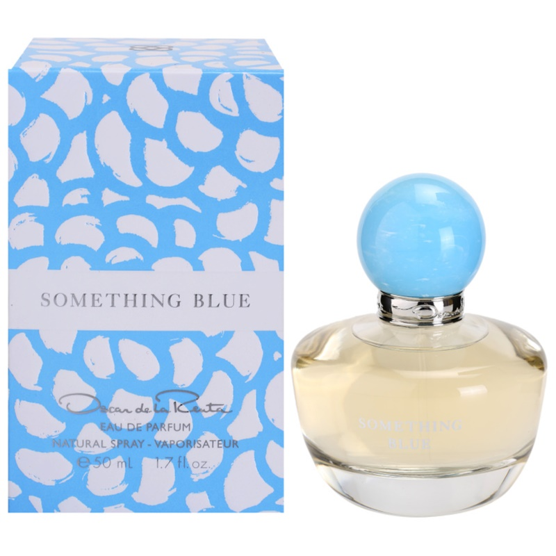 Oscar de la Renta Something Blue eau de parfum para mujer 50 ml