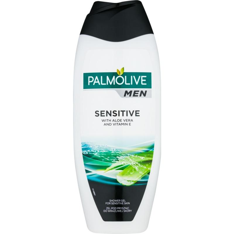 Palmolive Men Sensitive tusfürdő gél uraknak 500 ml