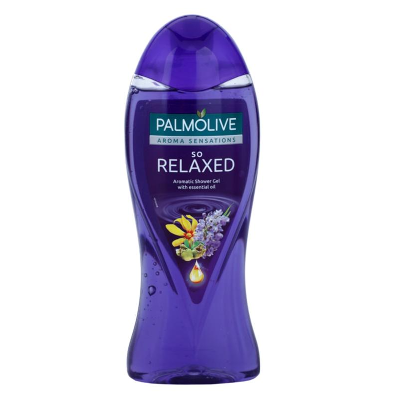 Palmolive Aroma Sensations So Relaxed antistressz tusfürdő gél 500 ml