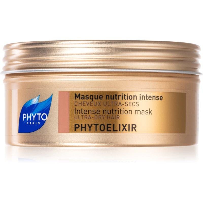Phyto Phytoelixir Máscara Nutrição Intensa Cabelos Secos 200ml