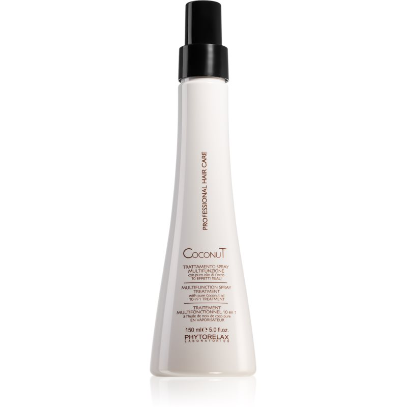 Phytorelax Laboratories Coconut spray multifuncional com óleo de coco 150 ml