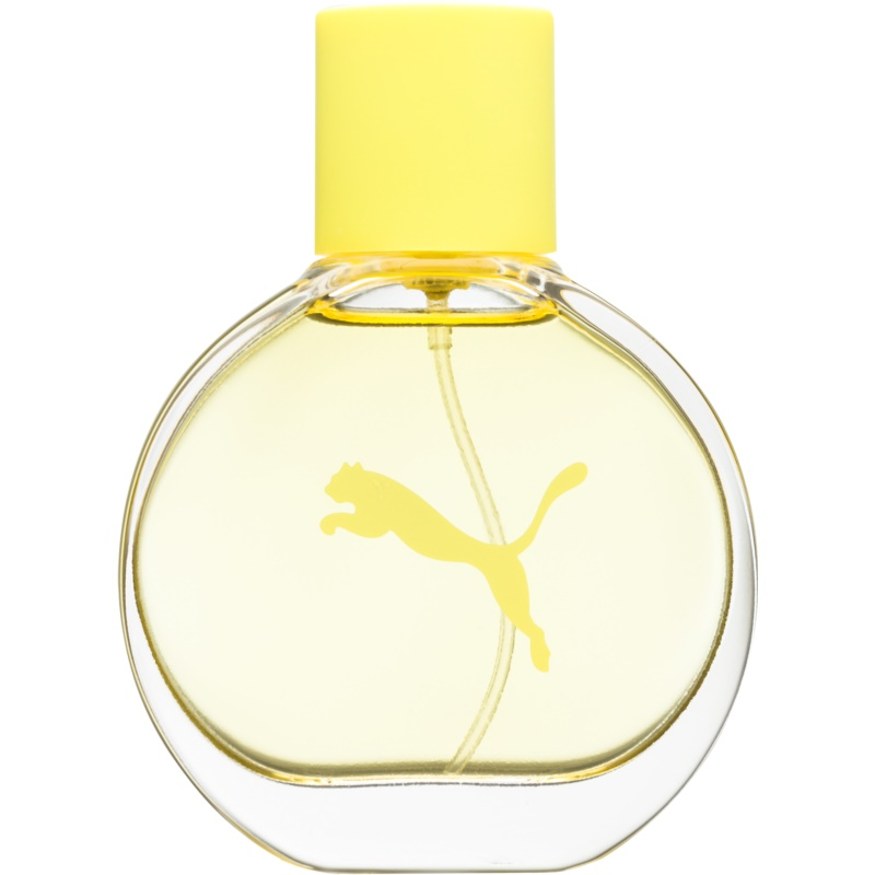 Puma Yellow Woman eau de toilette hölgyeknek 90 ml