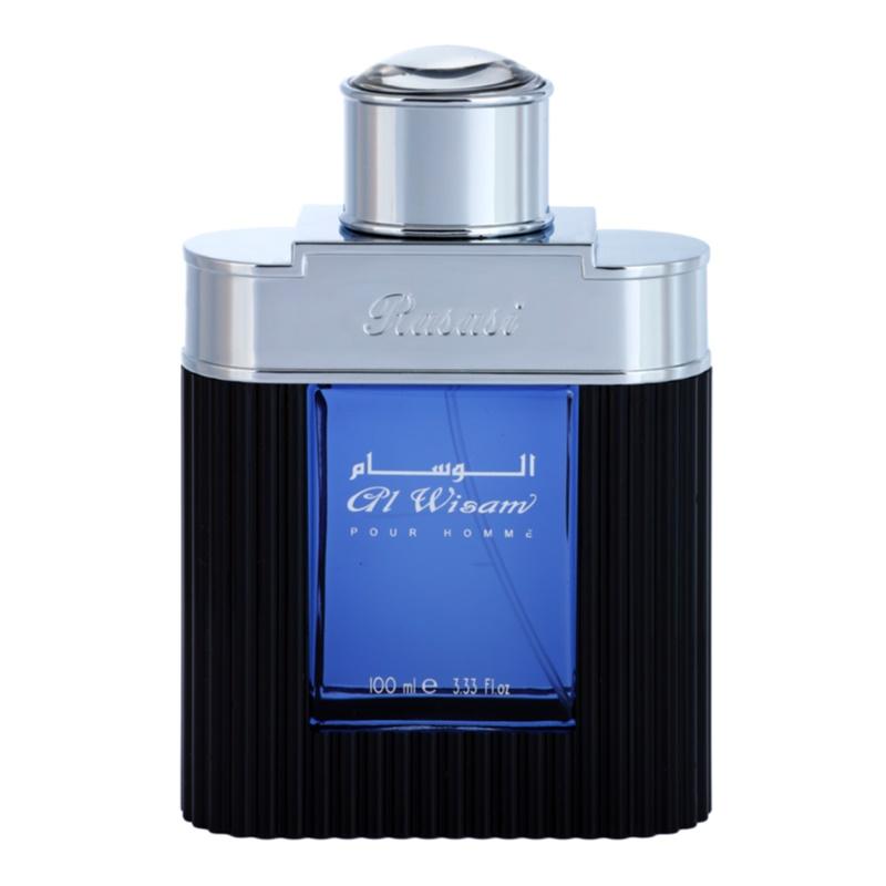 Rasasi Al Wisam Evening парфюмна вода за мъже 100 мл.