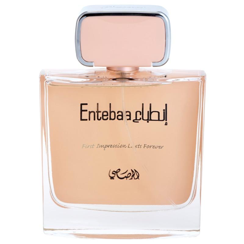 Rasasi Entebaa Pour Femme eau de parfum pentru femei 100 ml thumbnail