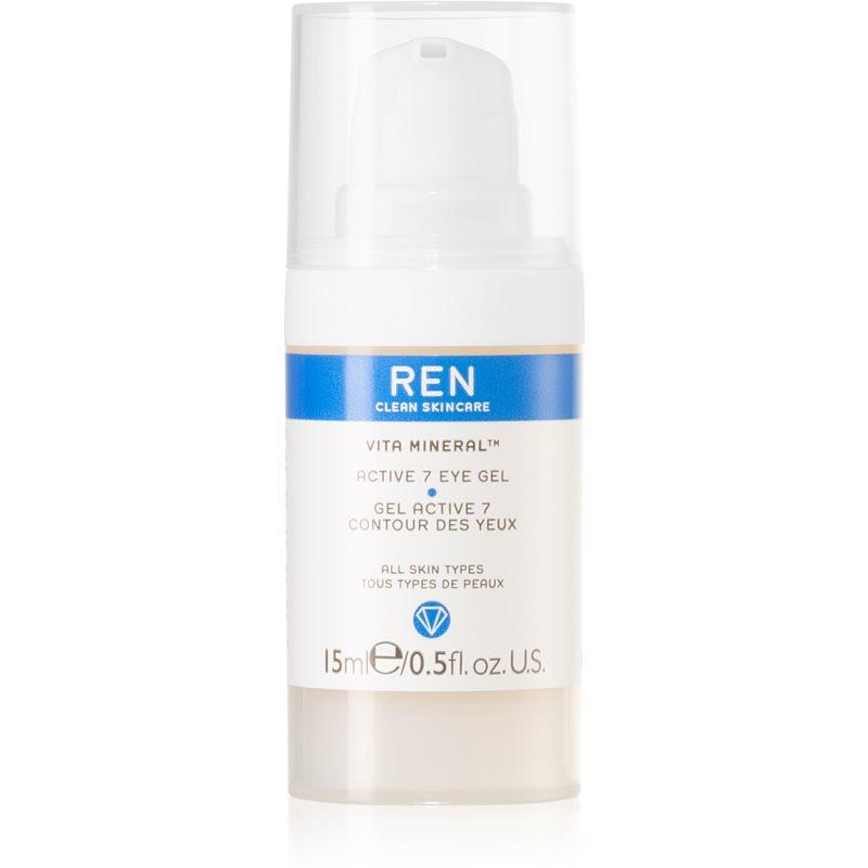 REN Vita Mineral hydratační oční gel 15 ml