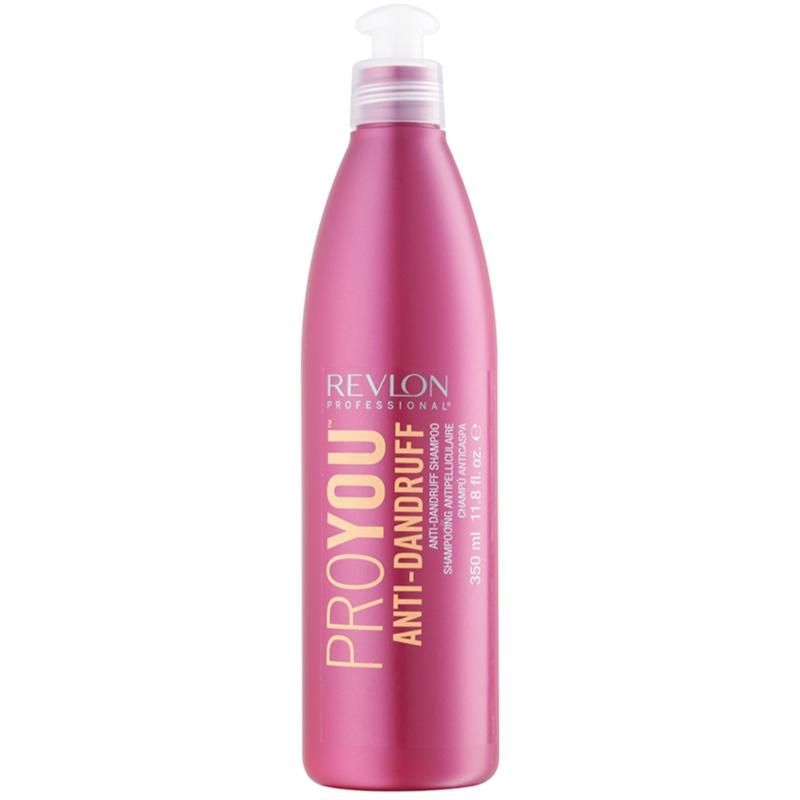 Revlon Professional Pro You Anti-Dandruff champô anti-caspa 350 ml