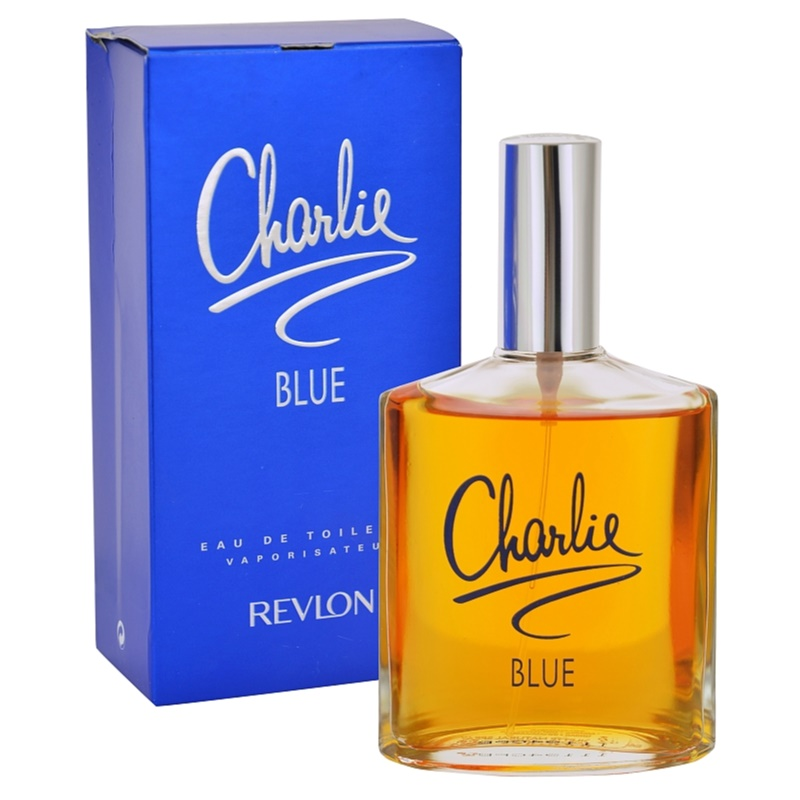 Revlon Charlie Blue тоалетна вода за жени 100 мл.