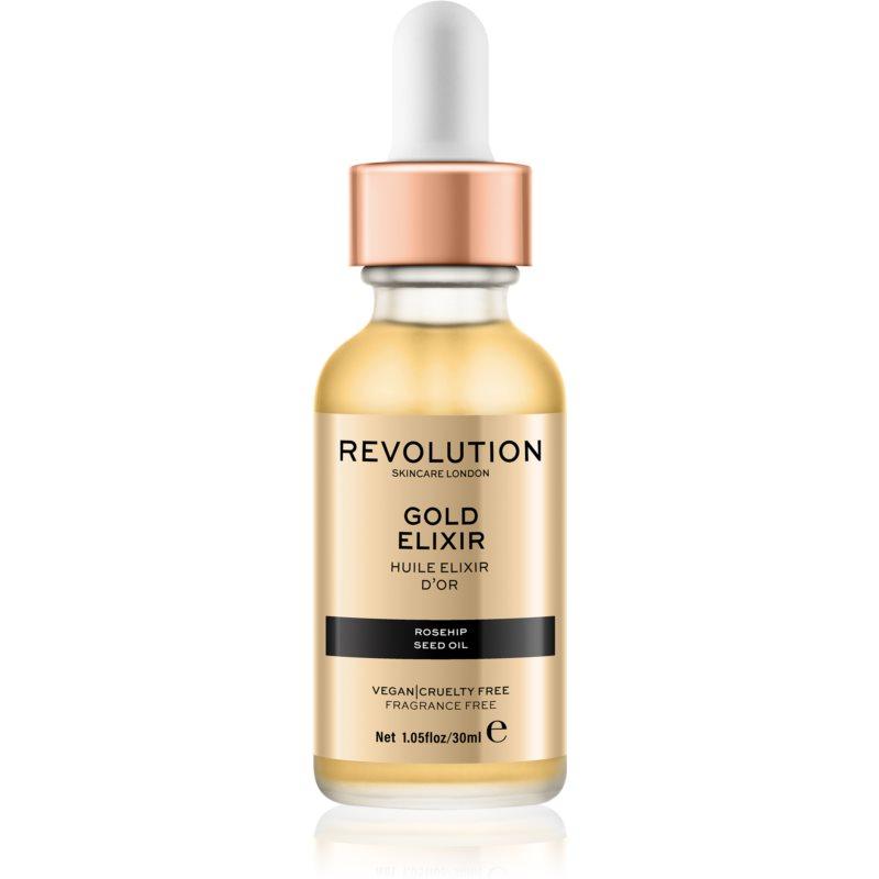 Revolution Skincare Rosehip Seed Oil – Gold Elixir