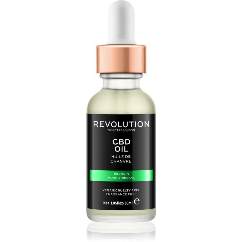 Revolution Skincare Skin Nourishing Oil – Cbd Oil