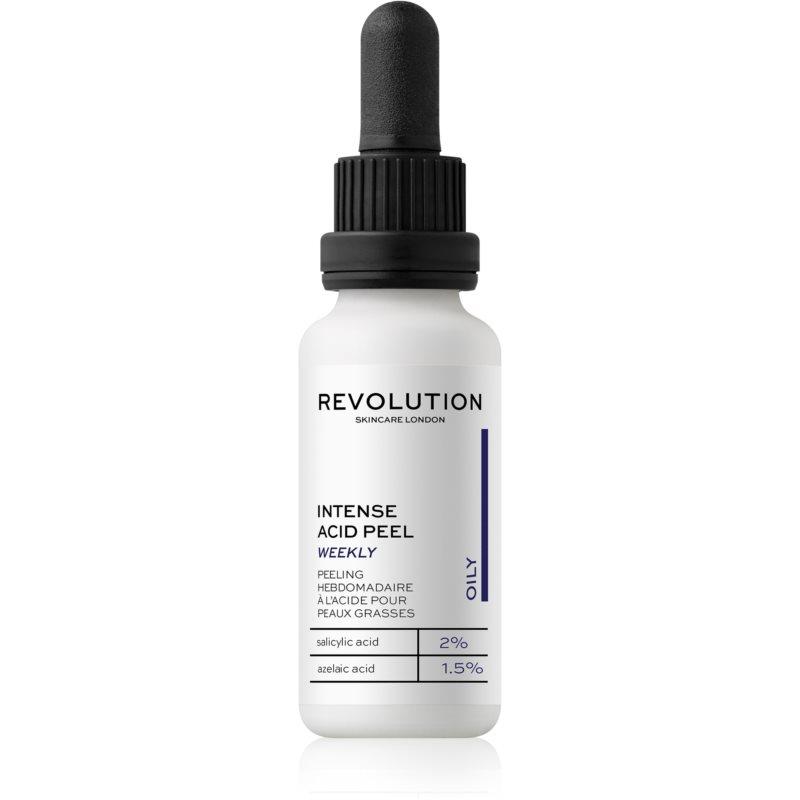 Revolution Skincare Peeling Solution intenzivní peeling pro mastnou pleť 30 ml