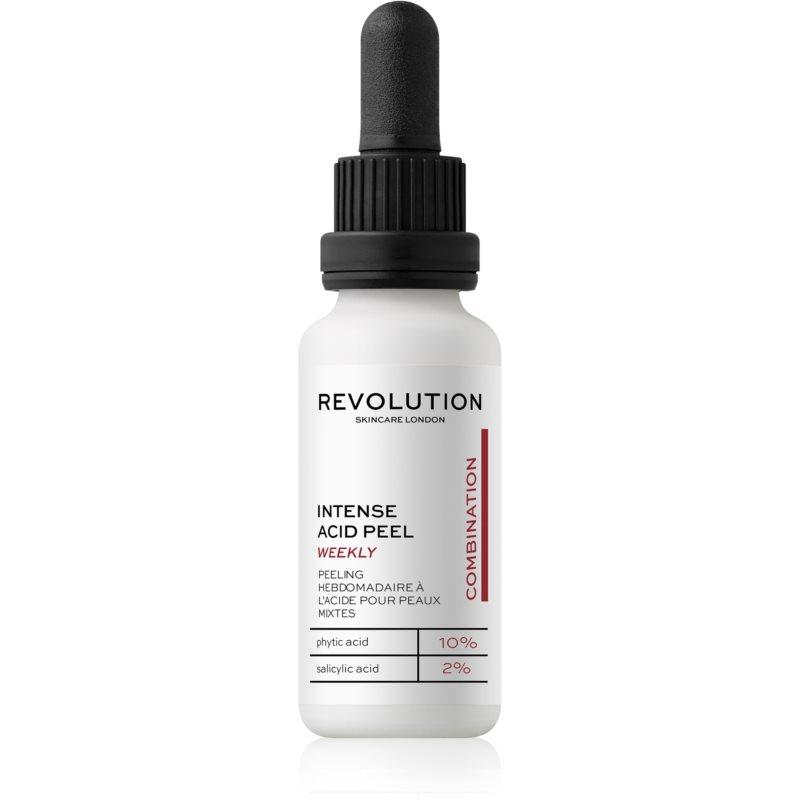 Revolution Skincare Peeling Solution intenzivní peeling pro smíšenou pleť 30 ml