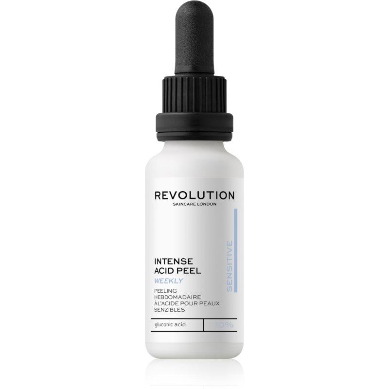 Revolution Skincare Peeling Solution intenzivní peeling pro citlivou pleť 30 ml