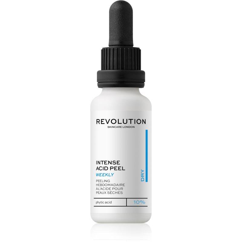 Revolution Skincare Peeling Solution intenzivní peeling pro suchou pleť 30 ml