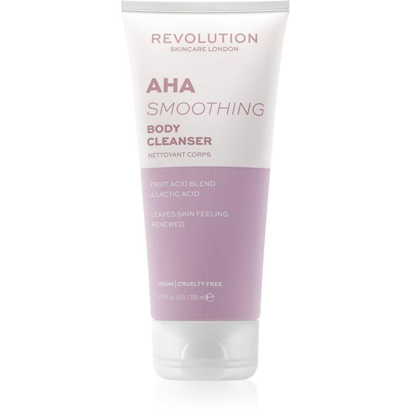 Revolution Skincare Body Salicylic (Balancing) čisticí sprchový gel s AHA kyselinami 200 ml