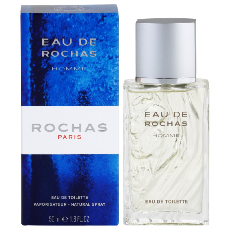 Rochas Eau de Rochas Homme eau de toilette para hombre 50 ml