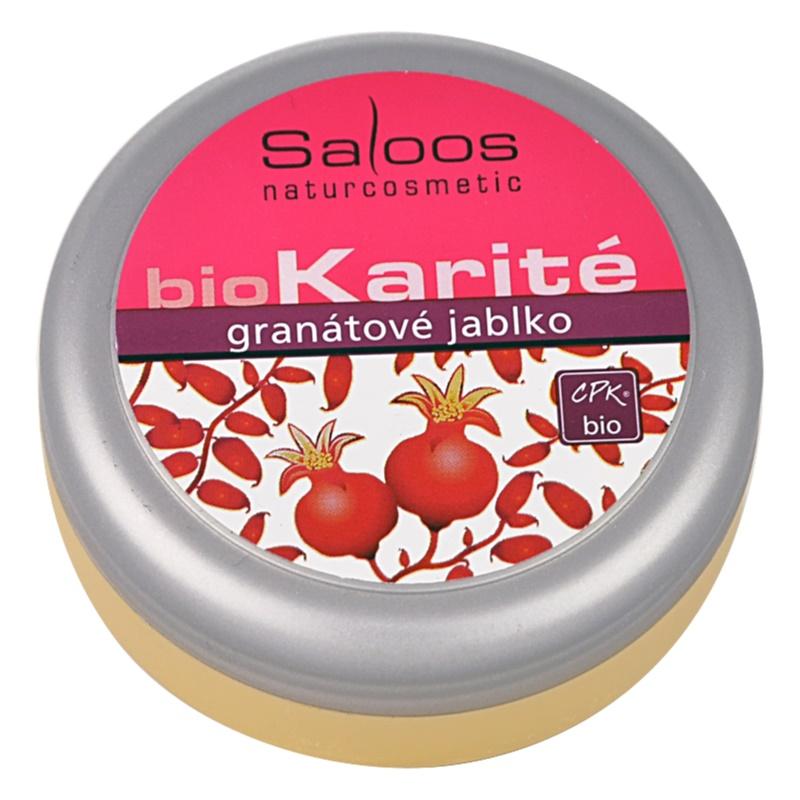 Saloos Bio Karité балсам с нар 50 мл.