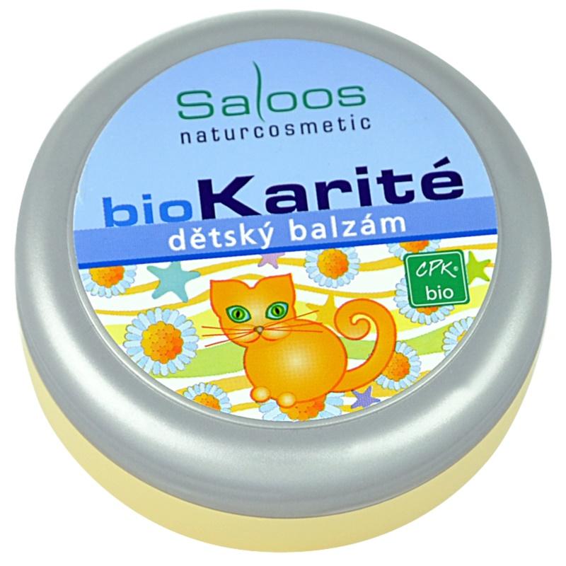 Saloos Bio Karité детски балсам 50 мл.