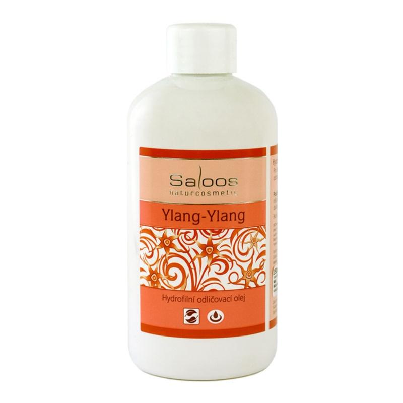 Saloos Make-up Removal Oil олио за почистване на грим Иланг-иланг 250 мл.