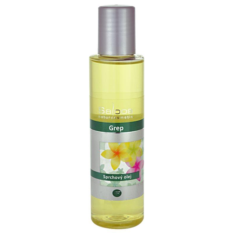 Saloos Shower Oil ulei de duș cu grepfrut 125 ml thumbnail