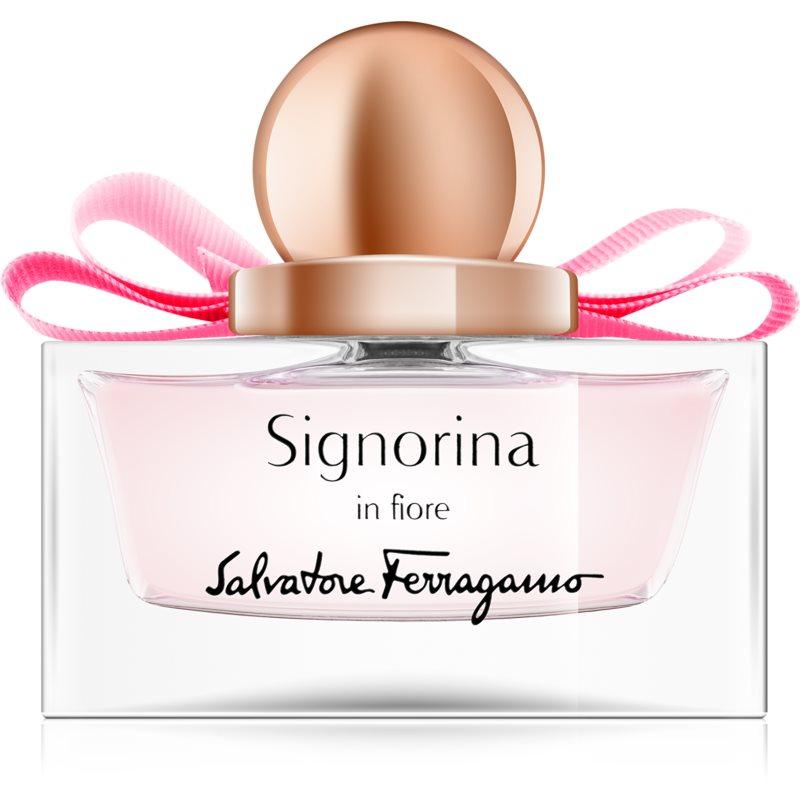 Salvatore Ferragamo Signorina in Fiore eau de toilette pentru femei 30 ml