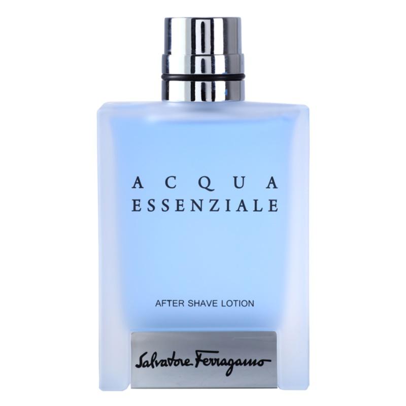Salvatore Ferragamo Acqua Essenziale borotválkozás utáni arcvíz férfiaknak 100 ml