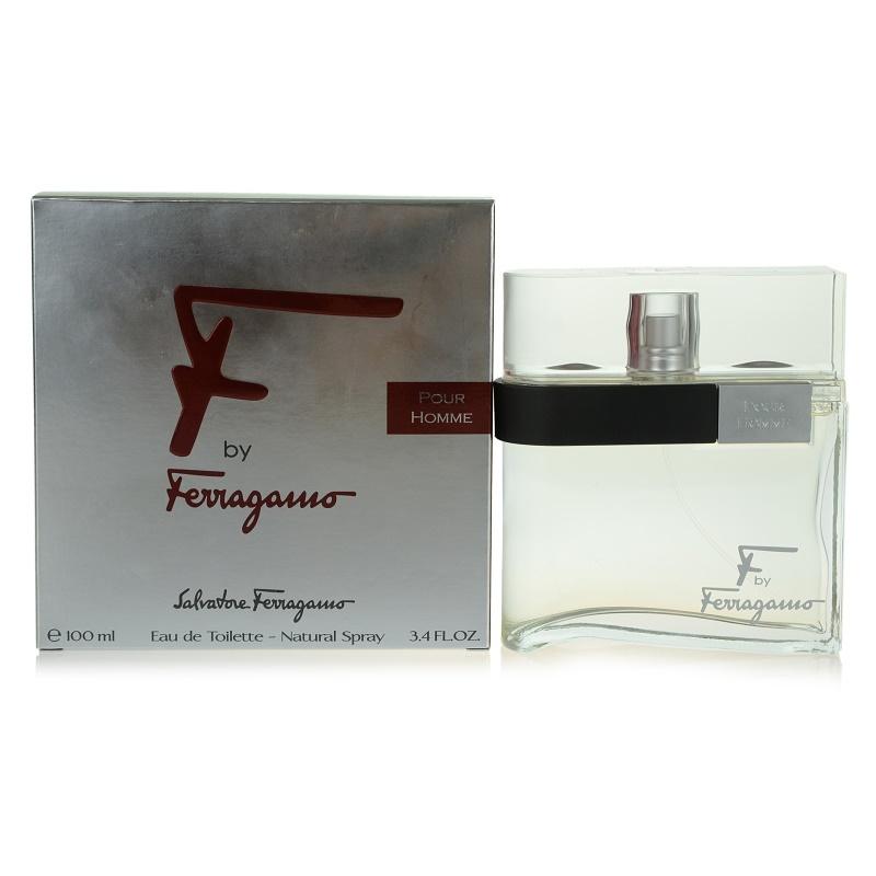 Salvatore Ferragamo F by Ferragamo eau de toilette para hombre 50 ml