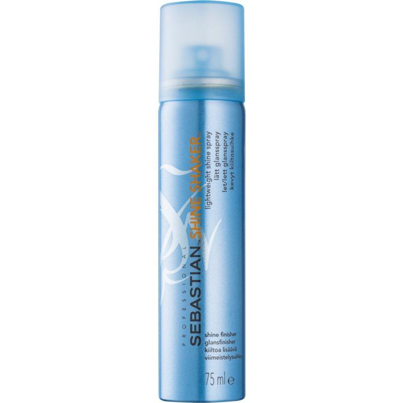 Sebastian Professional Shine Shaker spray para dar brillo y suavidad al cabello 75 ml