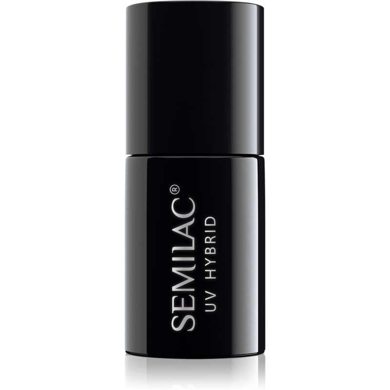 Semilac Paris UV Hybrid Extend 5in1 géles körömlakk árnyalat 802 Dirty Nude Rose 7 ml