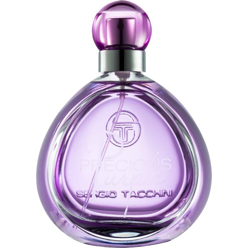 Sergio Tacchini Precious Purple тоалетна вода за жени 100 мл.