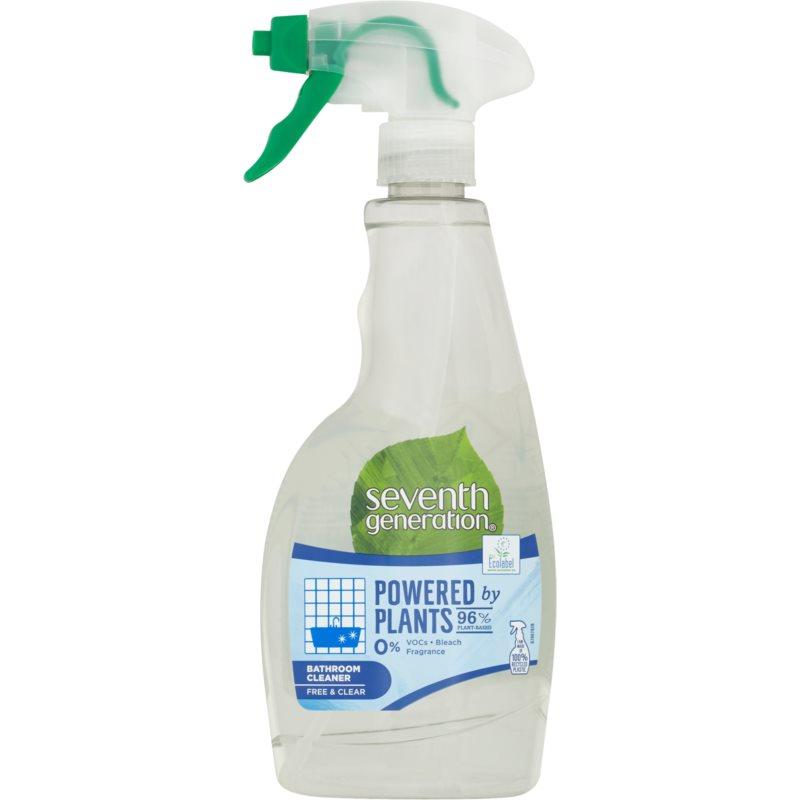 Seventh Generation Powered by Plants Bathroom Cleaner fürdőszobai tisztító spray -ben ECO 500 ml