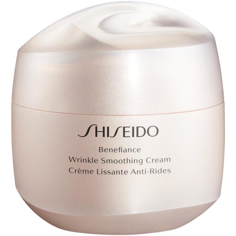 Shiseido Benefiance Wrinkle Smoothing Cream crema anti rid de zi si de noapte pentru toate tipurile de ten 75 ml thumbnail