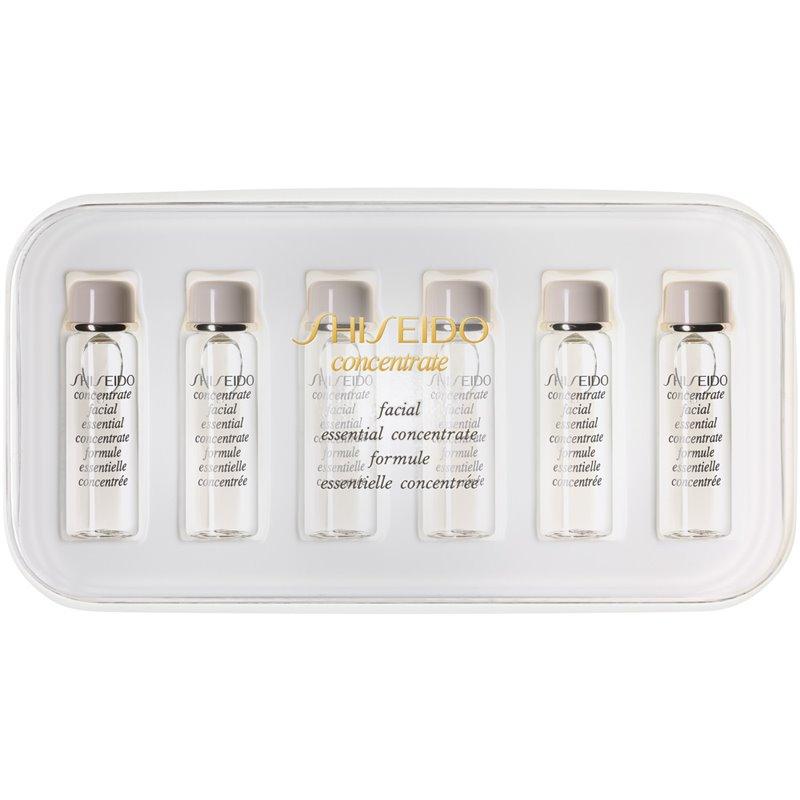 Shiseido Concentrate Facial Essential intensives feuchtigkeitsspendendes Konzentrat mit Verj�ngungs-Effekt